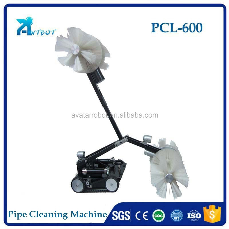 air conditioner used PCL-600 pipeline cleaning equipment machine