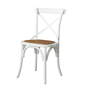 Best Choice Products House Hold White Chairs Stackable Event Party Wedding Chair
