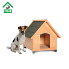 Wood Outdoor Wooden Dog Kennels Designs Cages Wholesale Factory Direct