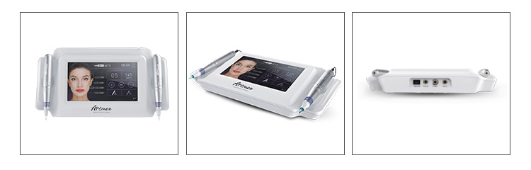 Artmex v8 cosmetische franse stijl touchscreen permanente make machine