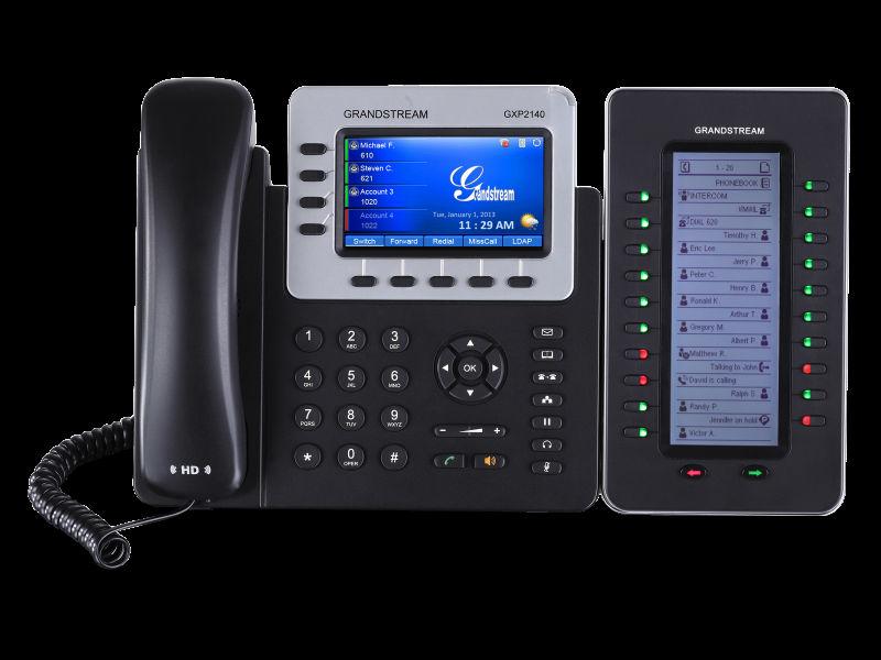 Grandstream Gxp2140 Multimedia Enterprise Voip Phone - Buy Ip Phone  Grandstream,Voip Phone,Grandstream Enterprise Voip Products Product on  Alibaba com
