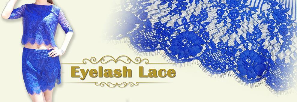 Fujian bailong lace dress