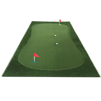 3 Hole Putting Green,Mini High Quality Golf Carpet Surface Indoor ...