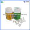 High quality bottle vatamin Lotte Xylitol Chewing Gum mastic gum