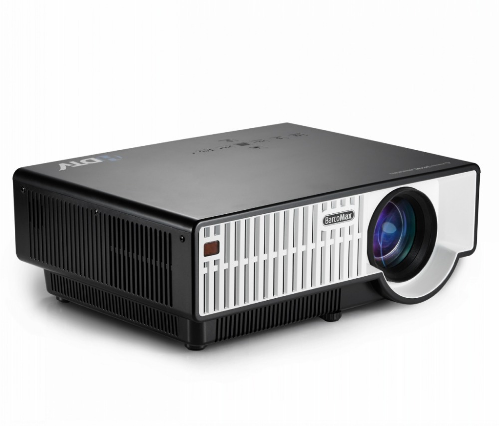 On sale! PRW300 projecteur led 16:9 lcd projector,1920x1080p Video LED Projector,true home theater projector PK game projector