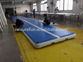 Factory direct sale inflatable tumble track for sale gym