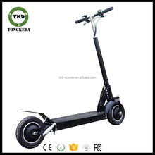 10inch brusless 1200w dual motors electric scooter for 2017