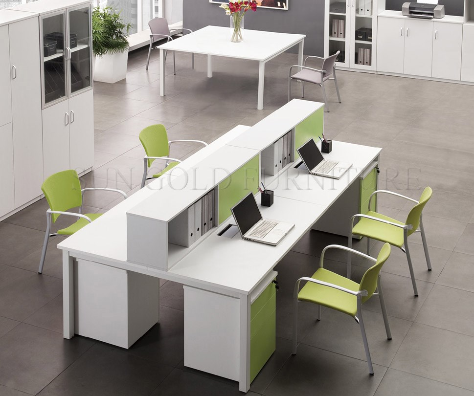 Call Center Furniture Office Cubicles Desk Partition