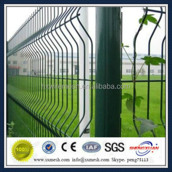 Galvanized Welded Wire Mesh Fence For India /new Zealand /america ...