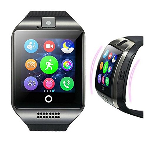Hot Sale Smartwatch Q18 Android Smart Watch With SIM Card and Camera Mobile Watch Phone For Samsung Galaxy S8
