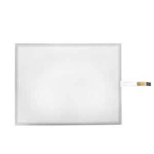 Flexible Touch Film 15 Inch 4 Wire Resistive Touch Panel Kit