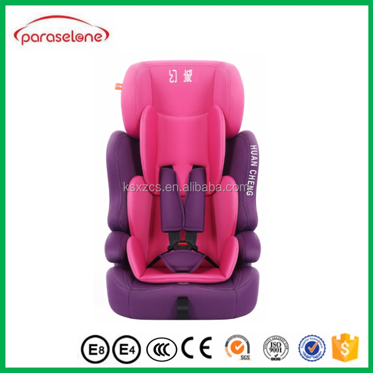 Group 1+2+3 baby car seat, child car seat with isofix ECE R44/04