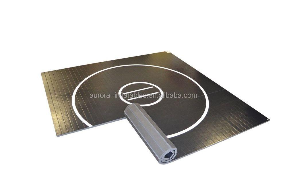 Roll Up Wrestling Mats Indoor Wrestling Room Floor Mat