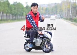 Chinese Products good prices fastest power city super pocket bike