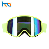 Hot Sale Anti Fog Mirror Lens Ski Eyewear Snowboard Goggles for Winter Outdoor Sports