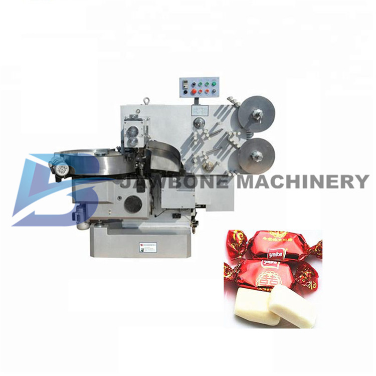 Jb-600s Multifunctional Fully Automatic Double Twist Candy