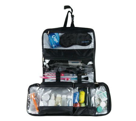 Flat-Out Hanging Toiletry Kit