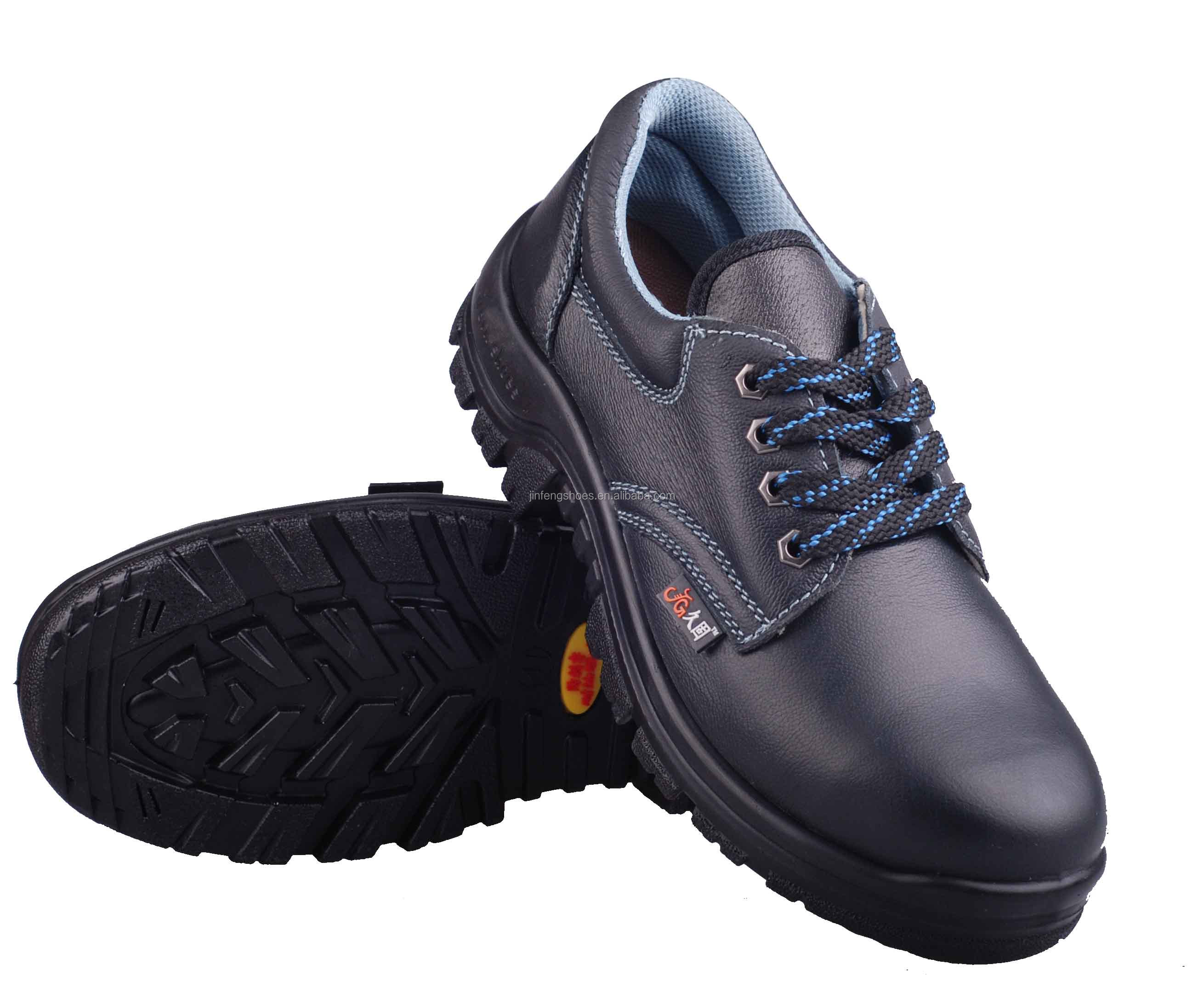 Low Cut Oil And Slip Resistant Safety Shoes Liberty Industrial ...
