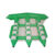 4 5 6 8 10 12 Seats Green Flyfish Boat Towable PVC Material Inflatable Flying Fish Towable On Sea
