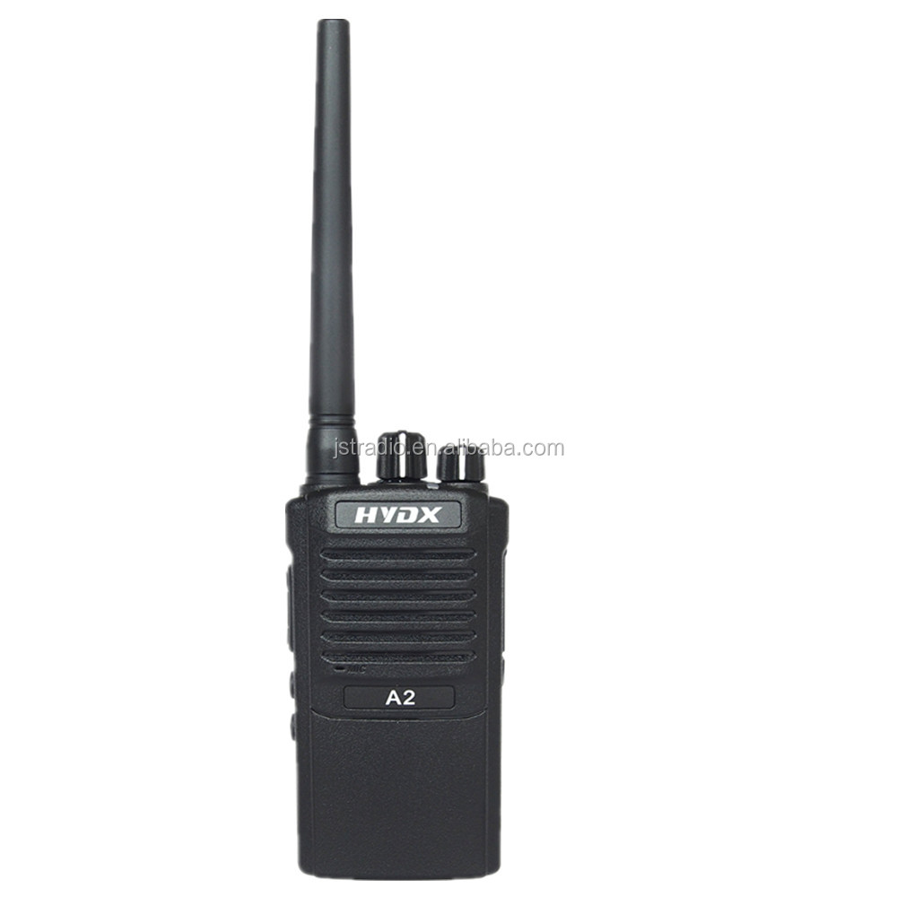 HYDX-A2 radio bidirectionnelle PMR 446 mhz talkie-walkie
