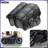 BJ-BAG-006 motorbike Side Storage Tool bag Pouches Saddlebags for Harley Sportster XL883