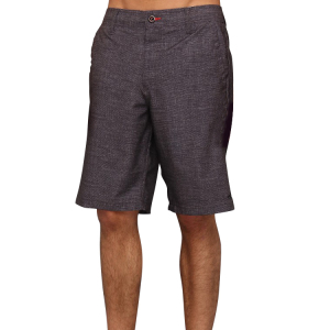 New Arrival Polyester Stretch Four-pocket Man Hybrid Shorts