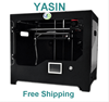 Direct Manufacturer! YASIN 3D Printer With Continuing Printing After Power Cut, WIFI, WEBCAM, Touch Screen