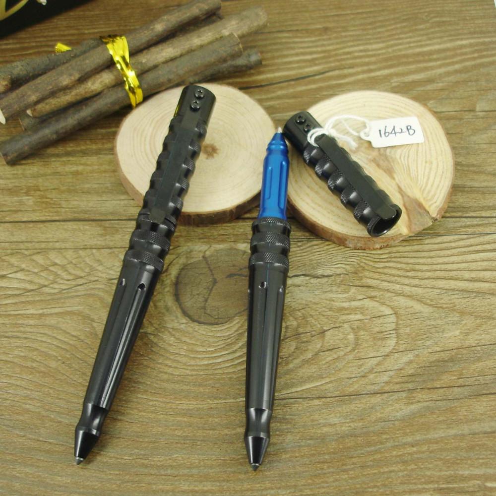 Multi-functional Outdoor Self Defense Pen Tactical Protect Survival Ballpoint