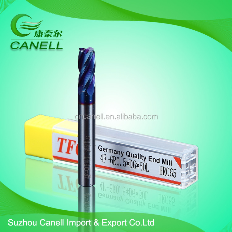 Cutting tools milling cutter end mill carbide