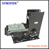 Synco parking system use automatic IC/RF/MAG smart card dispenser