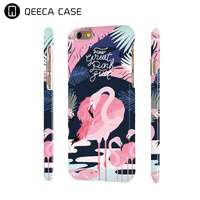 Custom unique full wrap print phone case for iphone 5, 6, 6s, 7, 7 Plus matte glossy phone 3D smartphone case