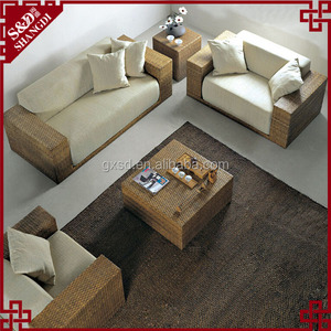 S&D New lifestyle relax lounge rattan indoor furniture environmental protection furniture
