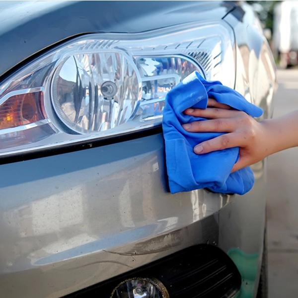 43 см * 32 см замшей автомойка полотенце авто салфеткой 4 цвета