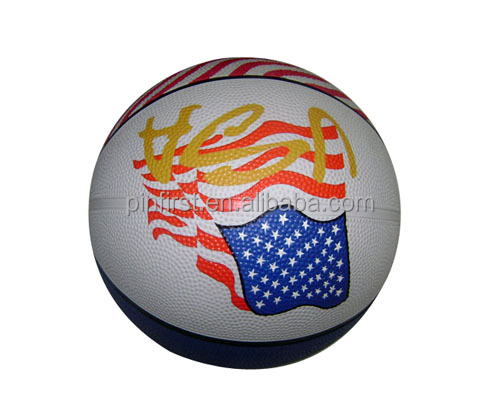 New Basketball Rubber Official Size