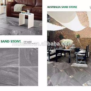 hot sale new design 60*60 ceramic floor tiles cement price in foshan made in China