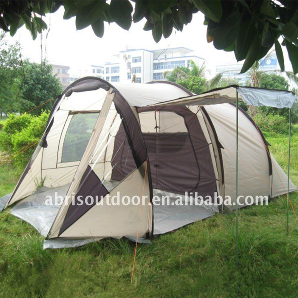 3 4 Persons Outdoor Camping Tent Family Rain Proof Beach Tent 1 Bedroom 1 Living Room Buy Rain Proof Beach Tencamping Tent Familyrain Proof Tent