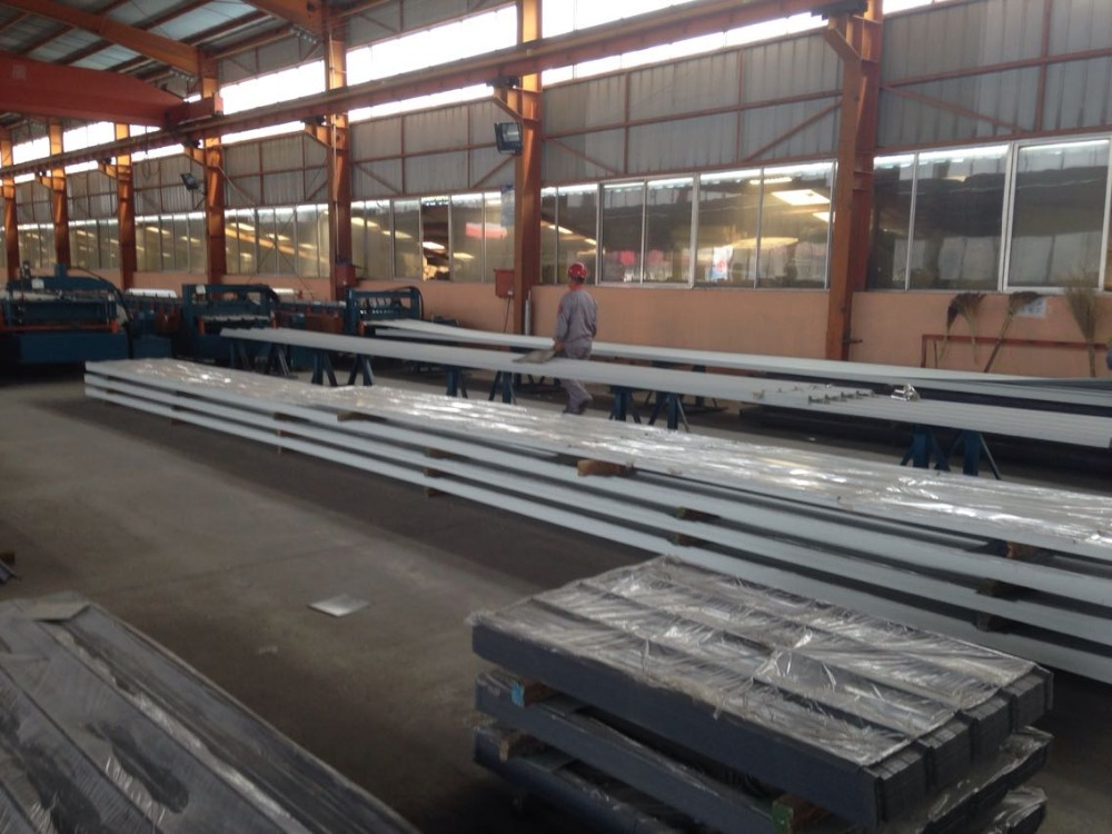 High quality prefabricated building sandwich panel shed