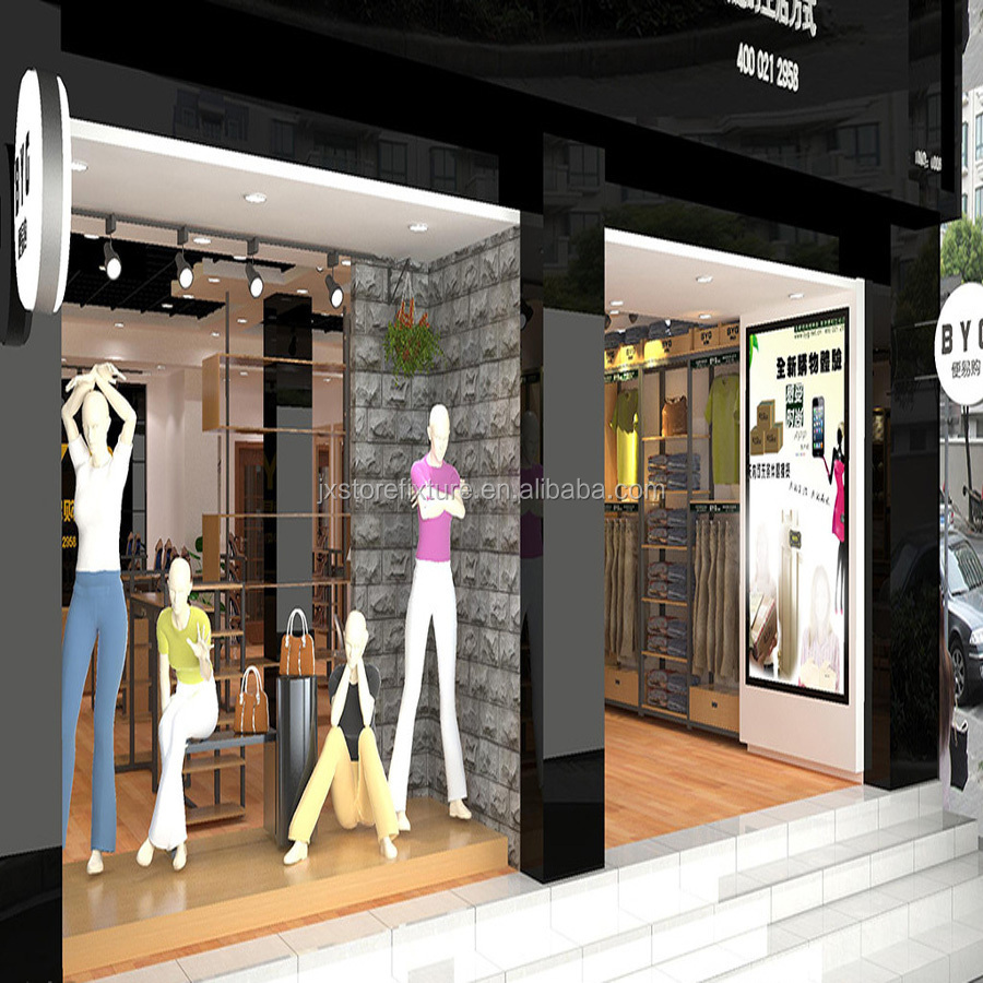 Garment Shop Interior Design Suppliers And Manufacturers At Alibaba