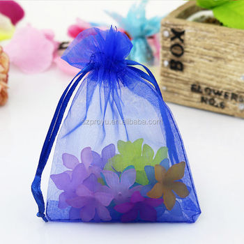 Organza Bags Jewelry Candy Bag Wedding Favors Bags Mesh Gift Pouches