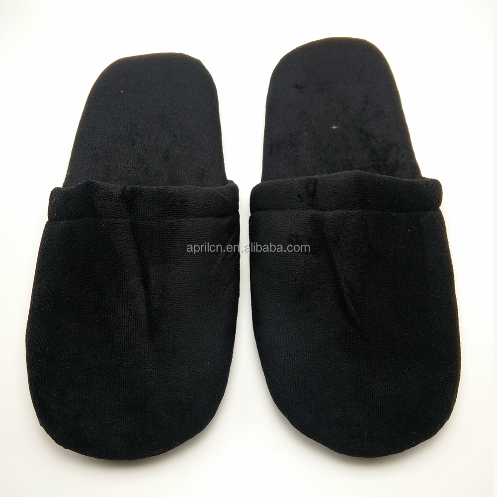 personalized hotel slippers for bathroom