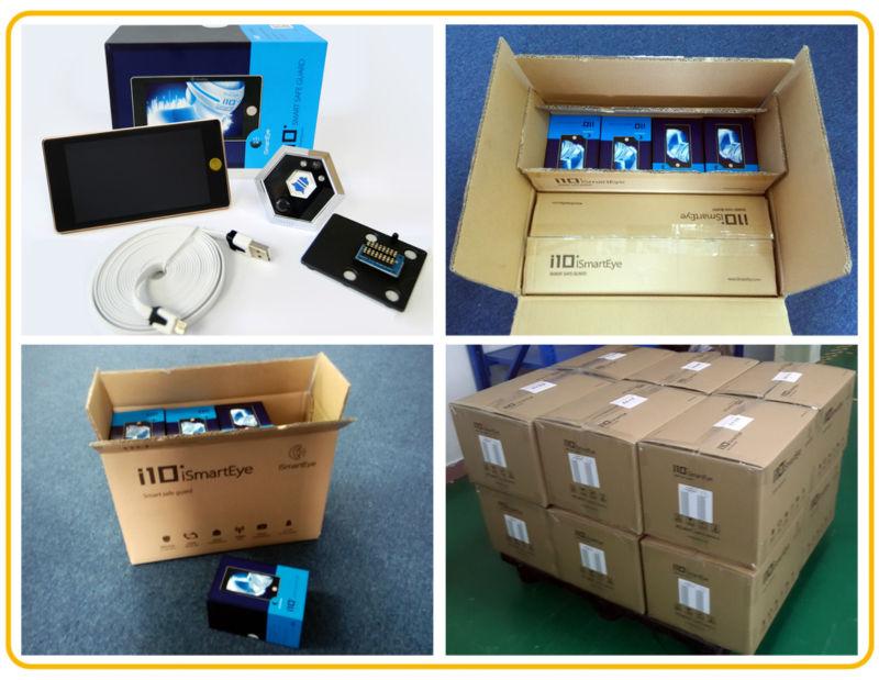 3g Wireless Home Security Alarm Camera System Ip Intercom System ...