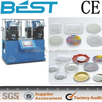 High quality paper plate die cutting machine  sc 1 st  Alibaba & High Quality Paper Plate Die Cutting Machine - Buy Paper Plate Die ...