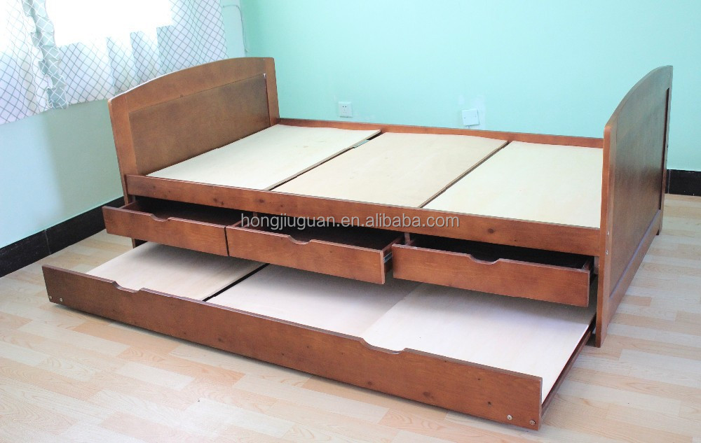 Pics for sofa bed with drawers for Divan trundle bed