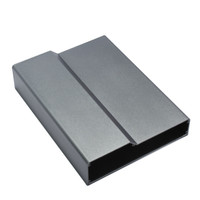 Custom Aluminum Extrusion Enclosure Box for Electronics Controller