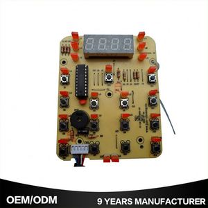 Professional Oem odm 94vo Printed Circuit Board Rectifier Pcba Assembly