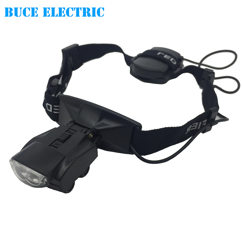 Multi Power Surgical Dental Loupes Helmet Magnifier with 2 LED Light and 5 Interchangeable lens