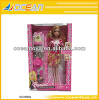 New Hot Selling Doll Girl Toy Beautiful Doll Girl Set Little Models Girl Doll OC0166884
