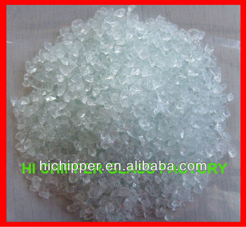 Recycled crushed glass water filter media for swimming - Glass filter media for swimming pools ...