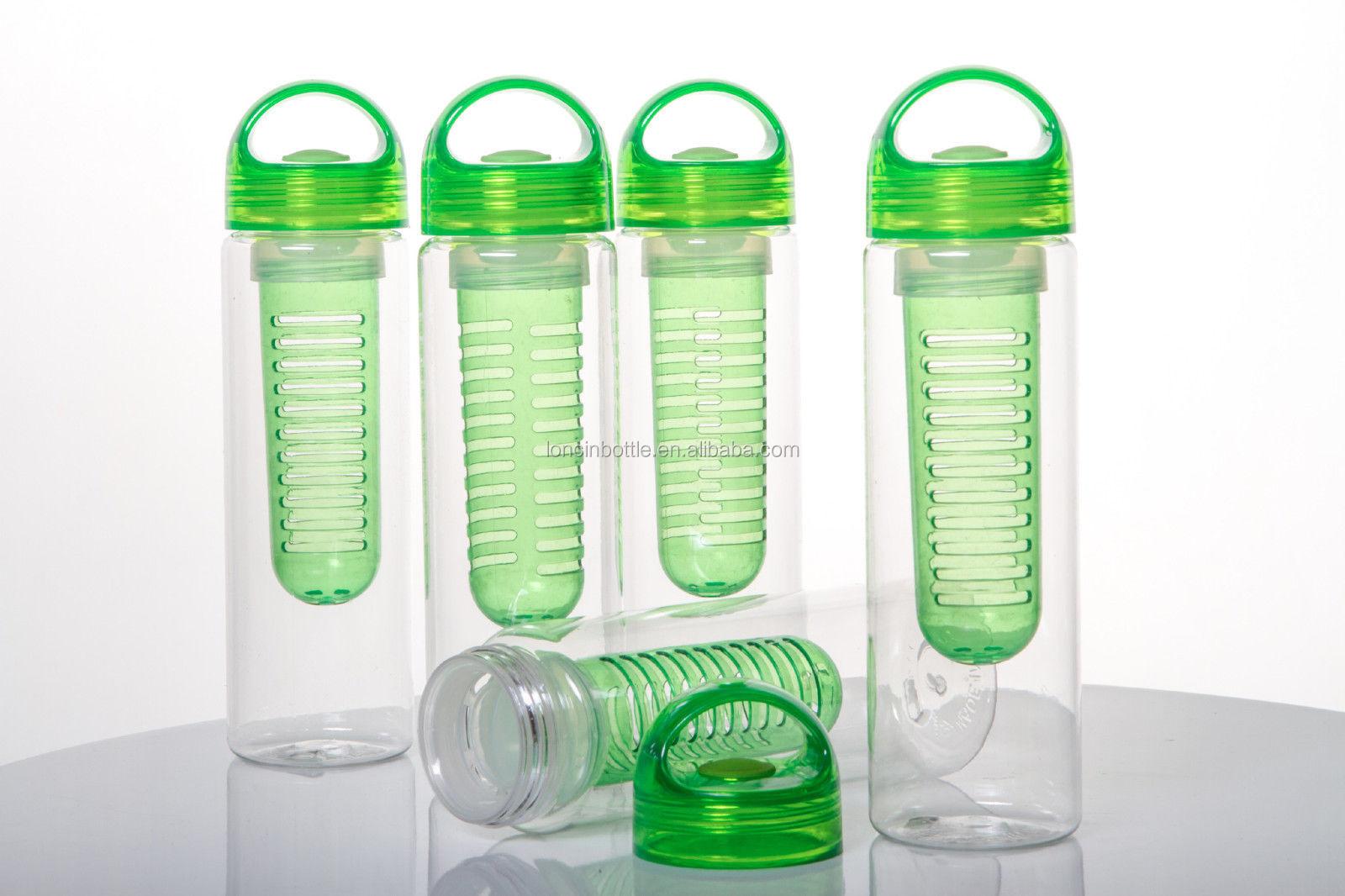 27oz Tritan Sports Water Bottle 24 Oz Insulated Fruit
