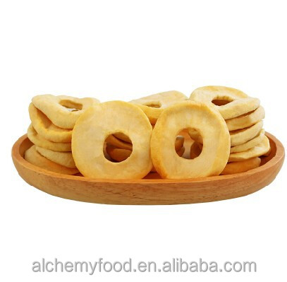 Chinese Healthy Delicious Dried Apple Rings